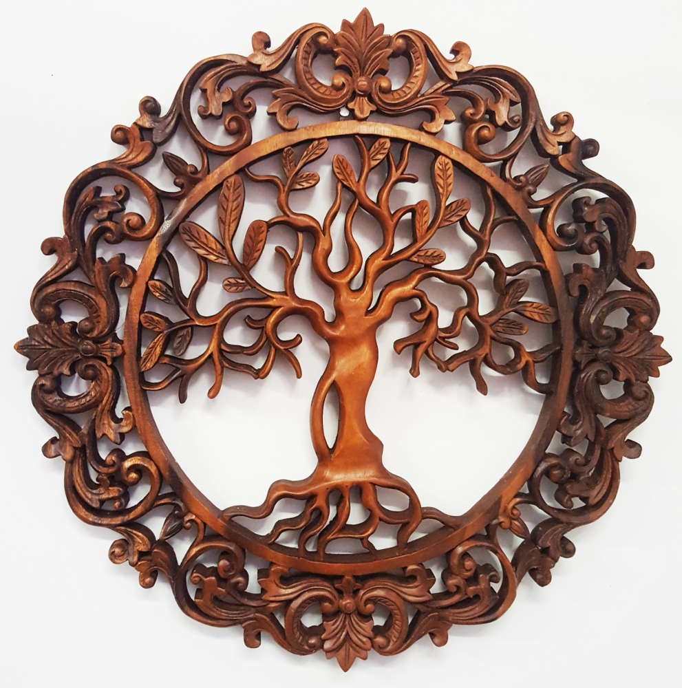 Wall decoration - tree of life, appr. 20inch