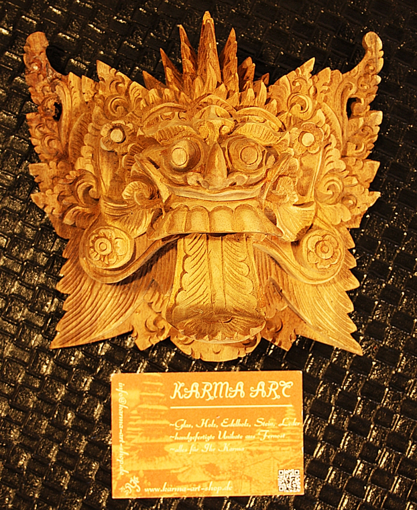 Rangda Maske