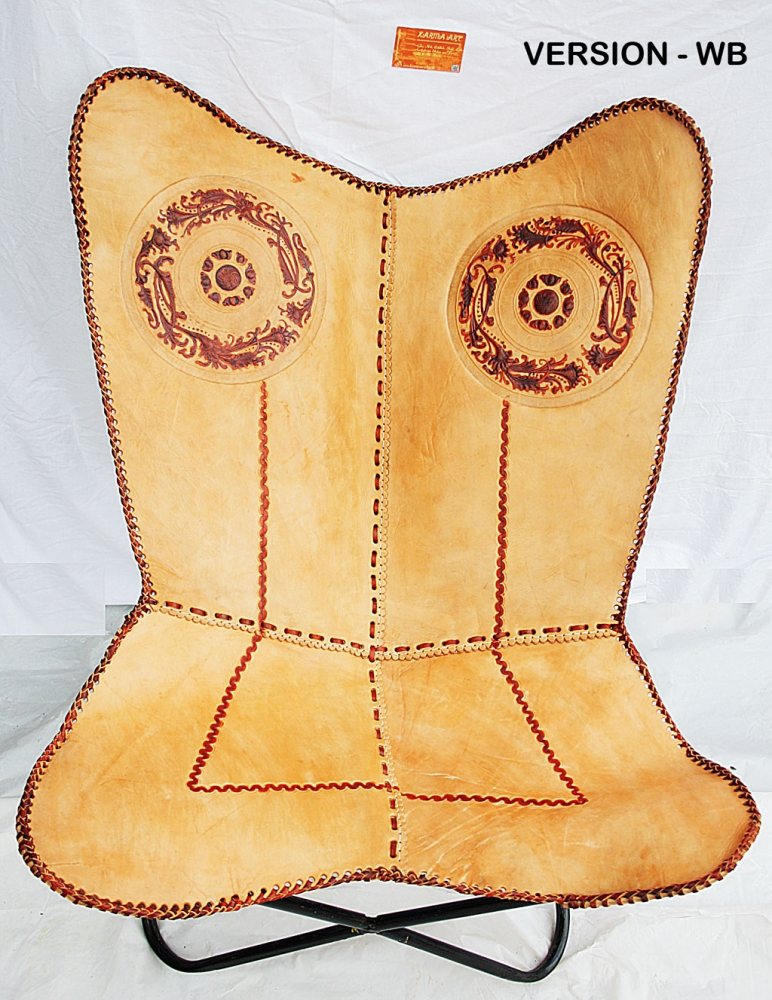 Butterfly Leatherchair - Ornament Celtic