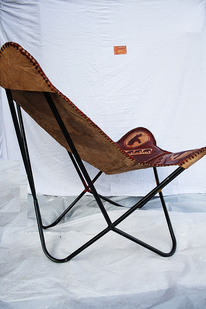 Butterfly Chair - Ornament Comfort Elefant I