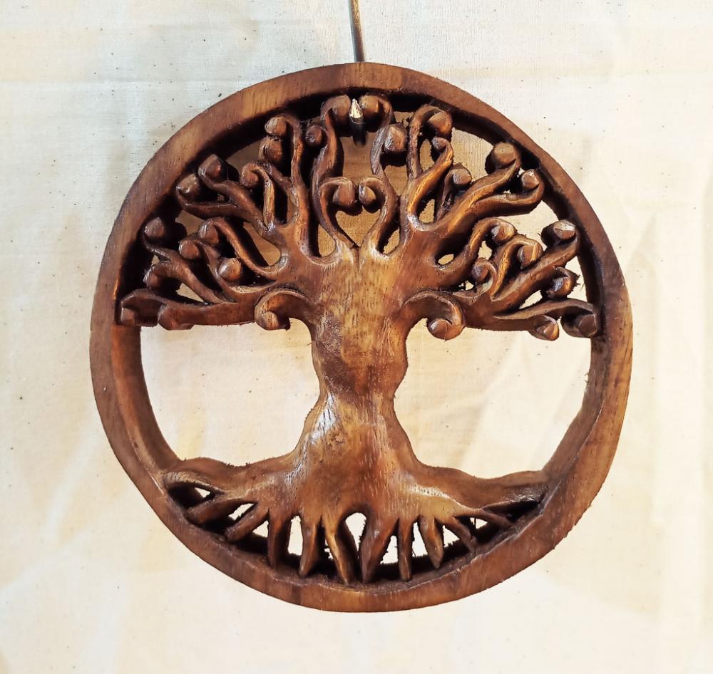 Wandschmuck - Baum des Lebens, ca. 15cm