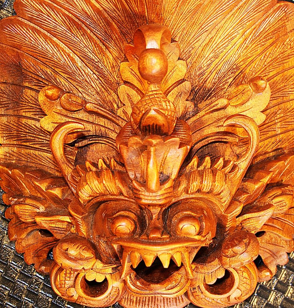 Barong Maske