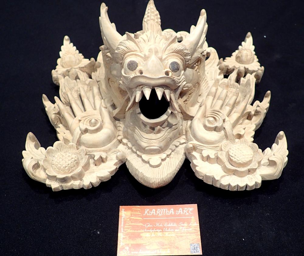 Barong Maske, ca. 30cm