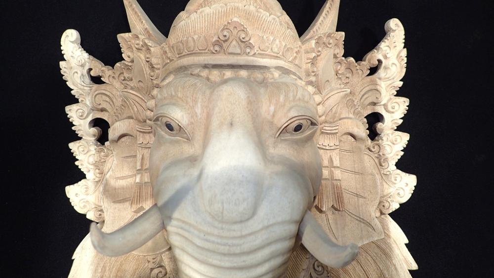 Ganesha Maske, ca.40cm